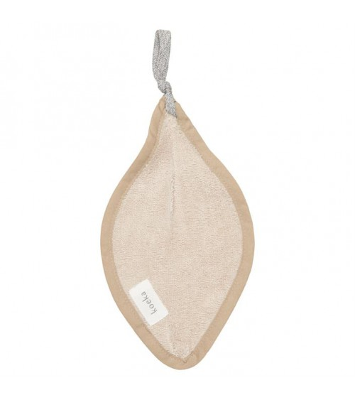 Pacifier cloth - Dijon Organic